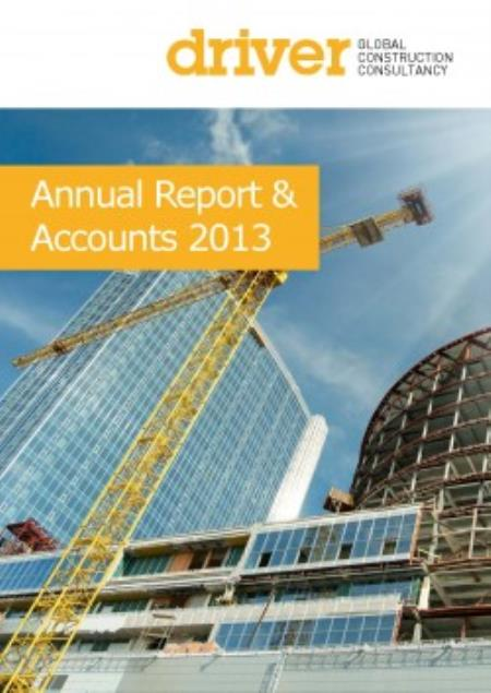 Annual Reports and Accounts 2013