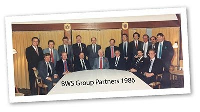1986 BWS Group Partners