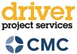 Driver Project Services and CMC logo