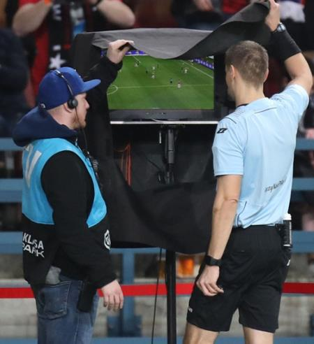 What can industry learn from sport? – Post 6 of 6 – Video Assistant Referee (VAR)