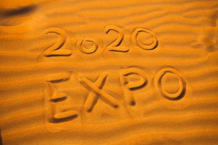 Expo 2020 Time is Ticking - Disruption