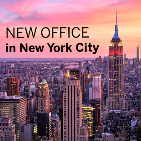 Driver Trett open a new office in New York