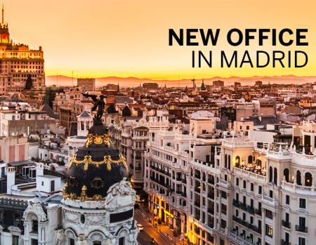 Driver Trett open a new office in Madrid