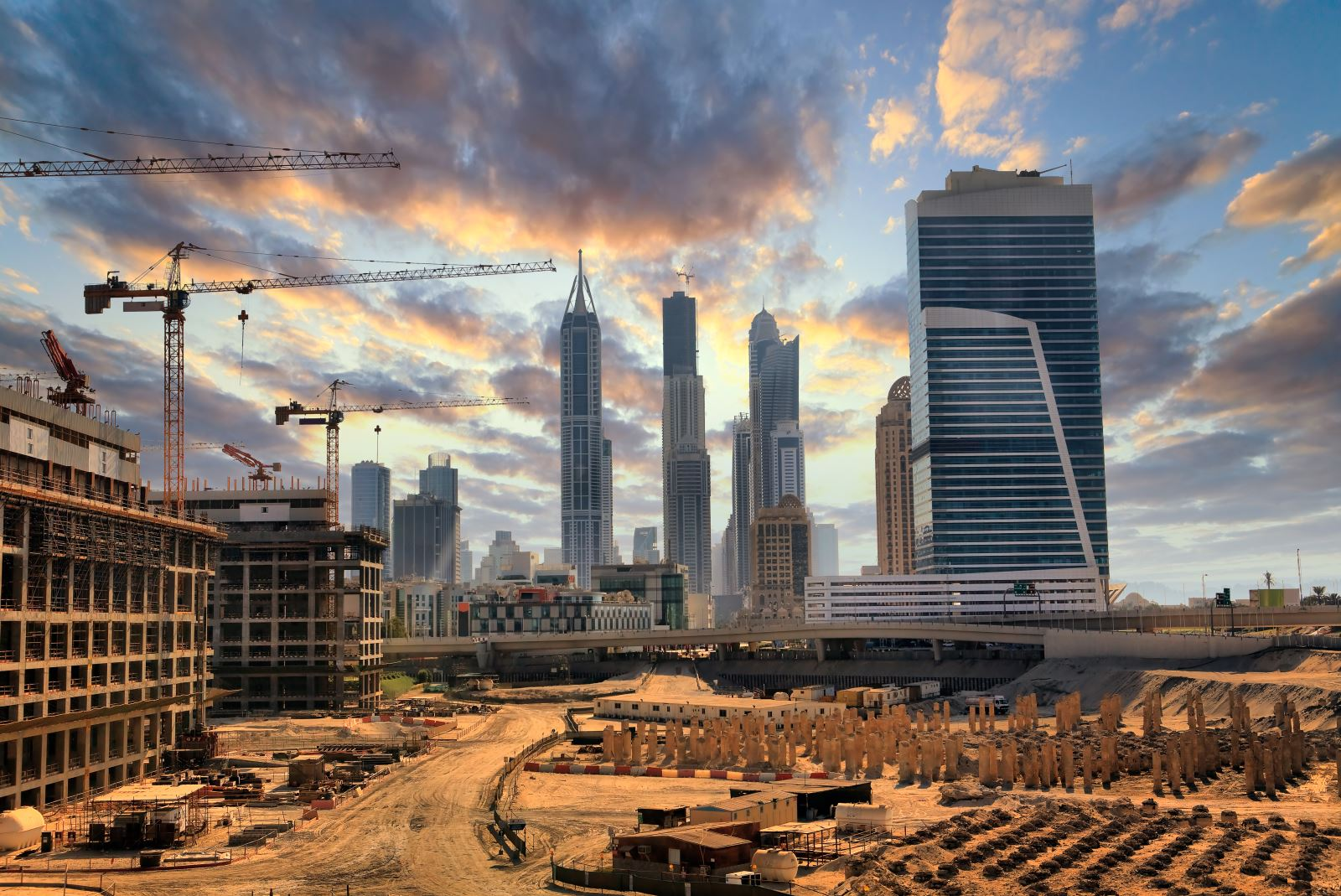 Covid-19's disruption on the construction industry across the Middle East