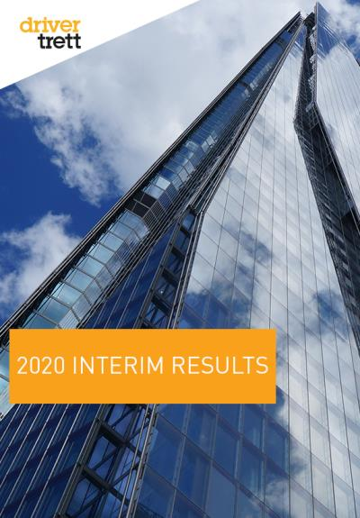 The recording of our 2020 Interim Results